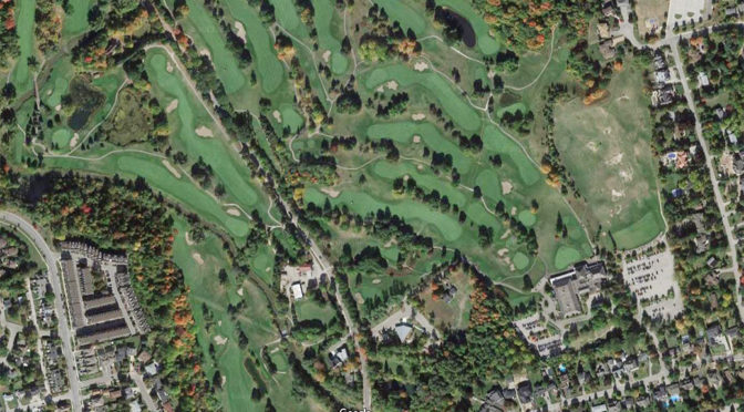 Purchase of Country Club Golf Course, Woodbridge